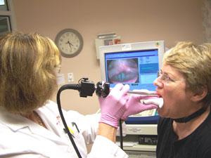 проверка на рак голосовых связок