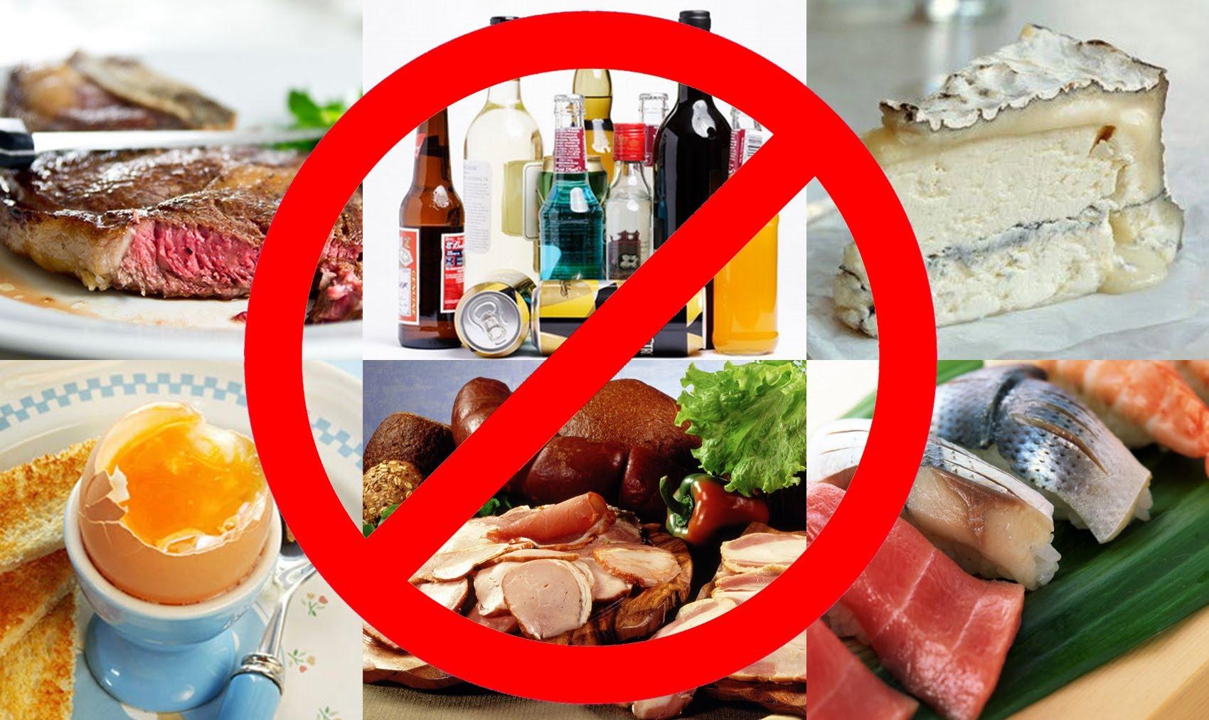 запрещенные продукты при раке почки